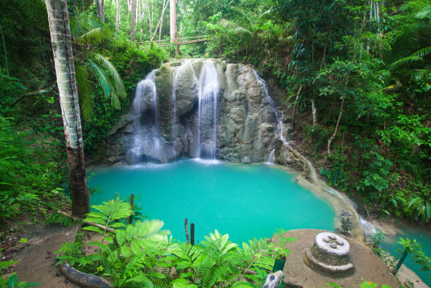 waterfall of island of Siquijor. Philippines – Foto
