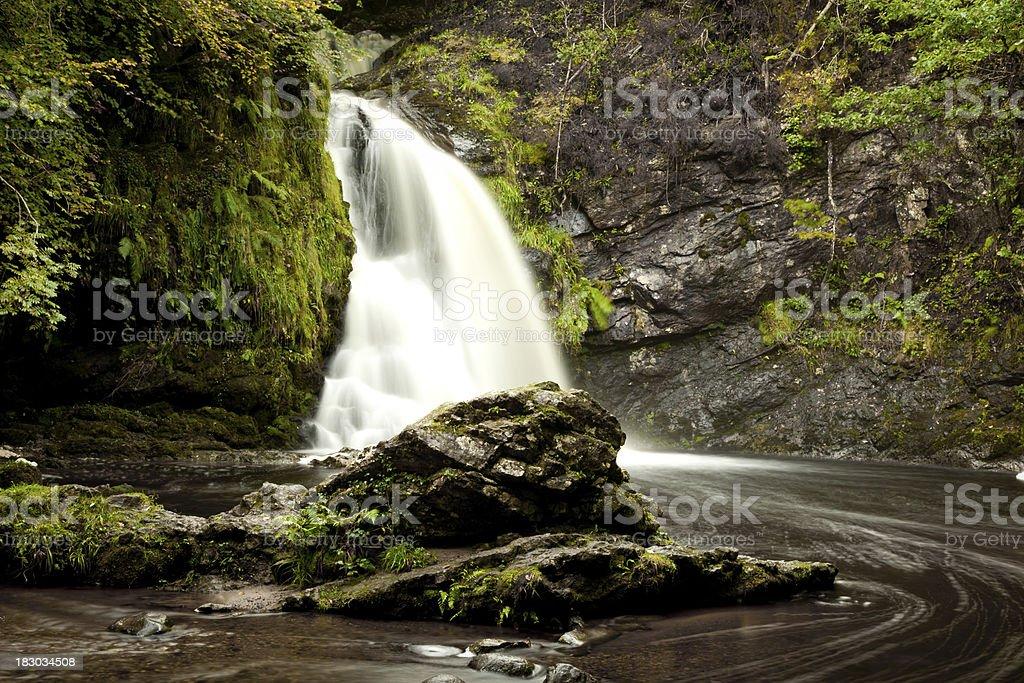 Waterfall royalty-free stock photo