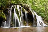 Waterfall in Jura