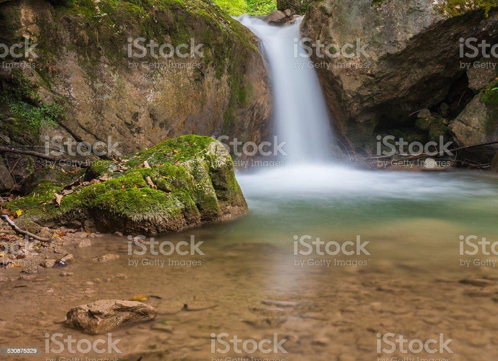 Wasserfall – Foto