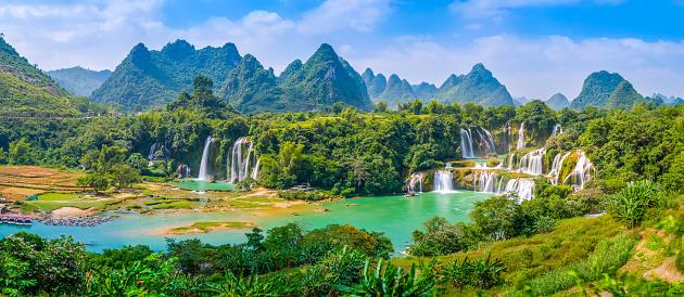 istock Waterfall 813744156