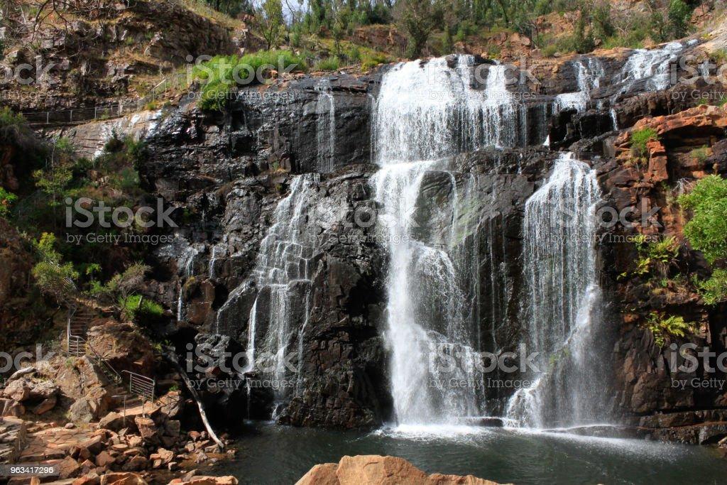 wodospad - Zbiór zdjęć royalty-free (Australia)