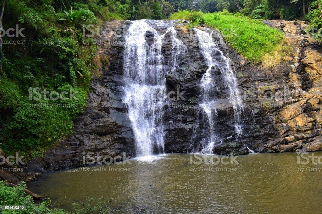 Cachoeira - Foto de stock de Beleza natural - Natureza royalty-free