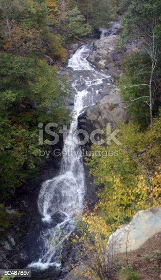 istock waterfall (early autumn) shenandoah 92467897
