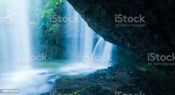 Waterfalls behind the cliff picture id688295508?b=1&k=6&m=688295508&s=612x612&h=ashlix1pxtjun78p3fybzle9ikksnuql8r tsrla im=