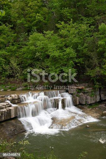 istock Waterfalls in Taughannock Falls State Park 984346874