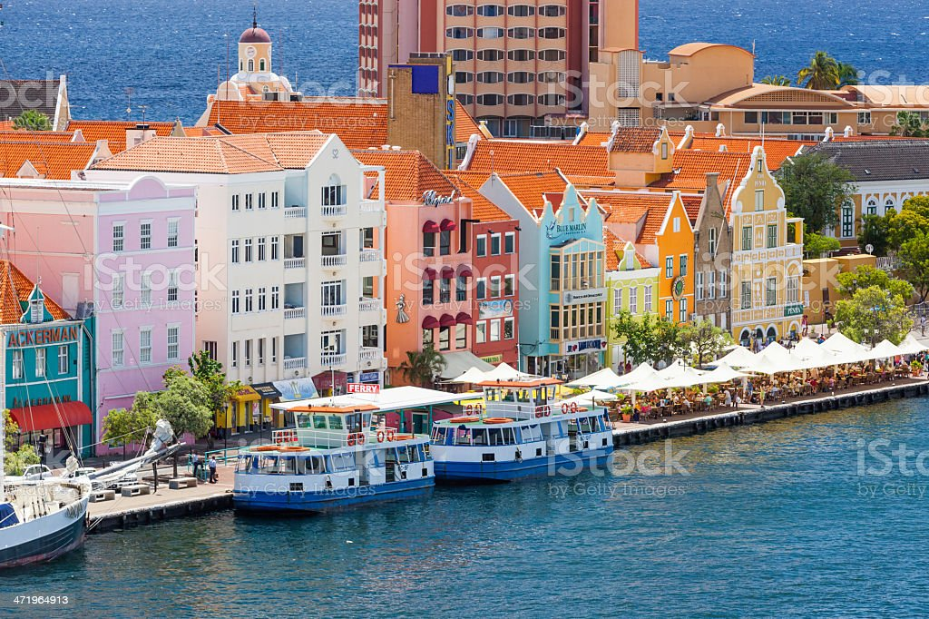 Willemstad, Curacao – Foto