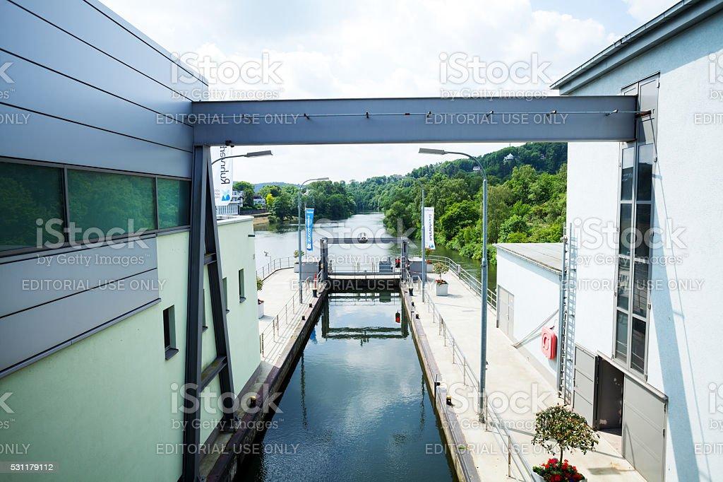 Watergate der Dam Baldeneysee – Foto