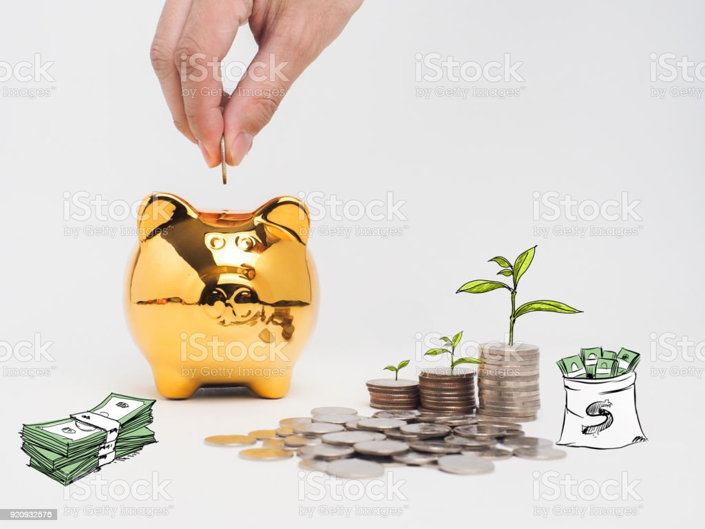 Image result for Banking saving making an investment