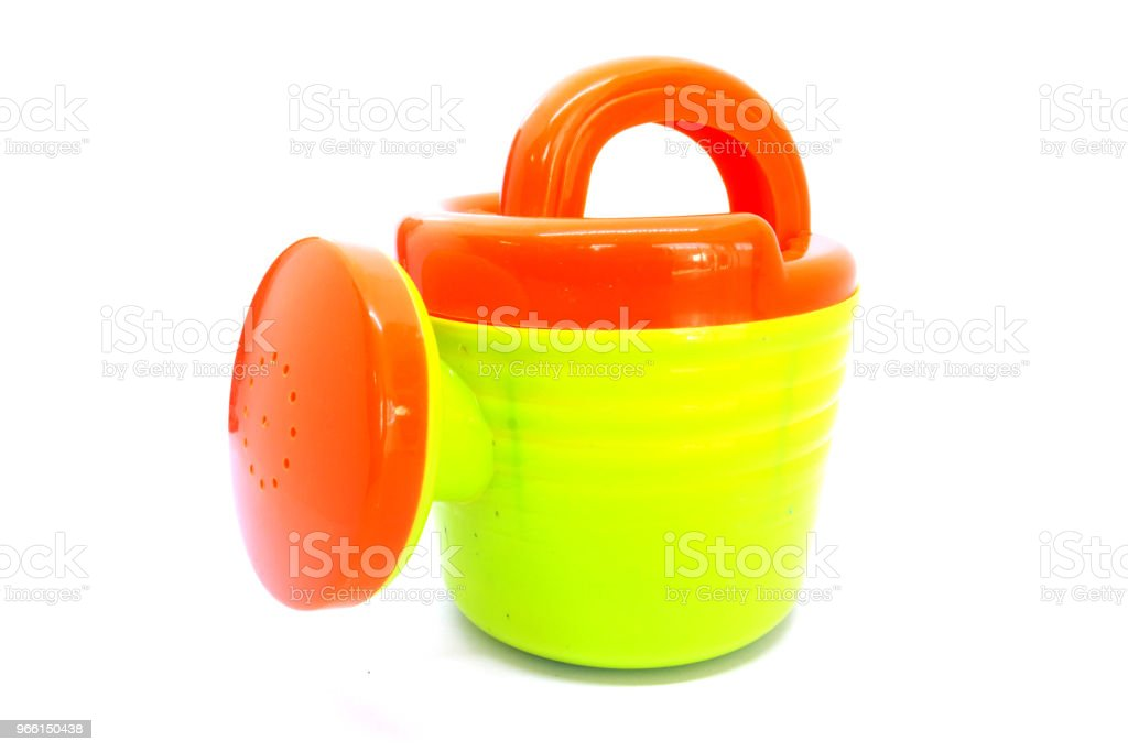 watering can on white background - Стоковые фото Без людей роялти-фри