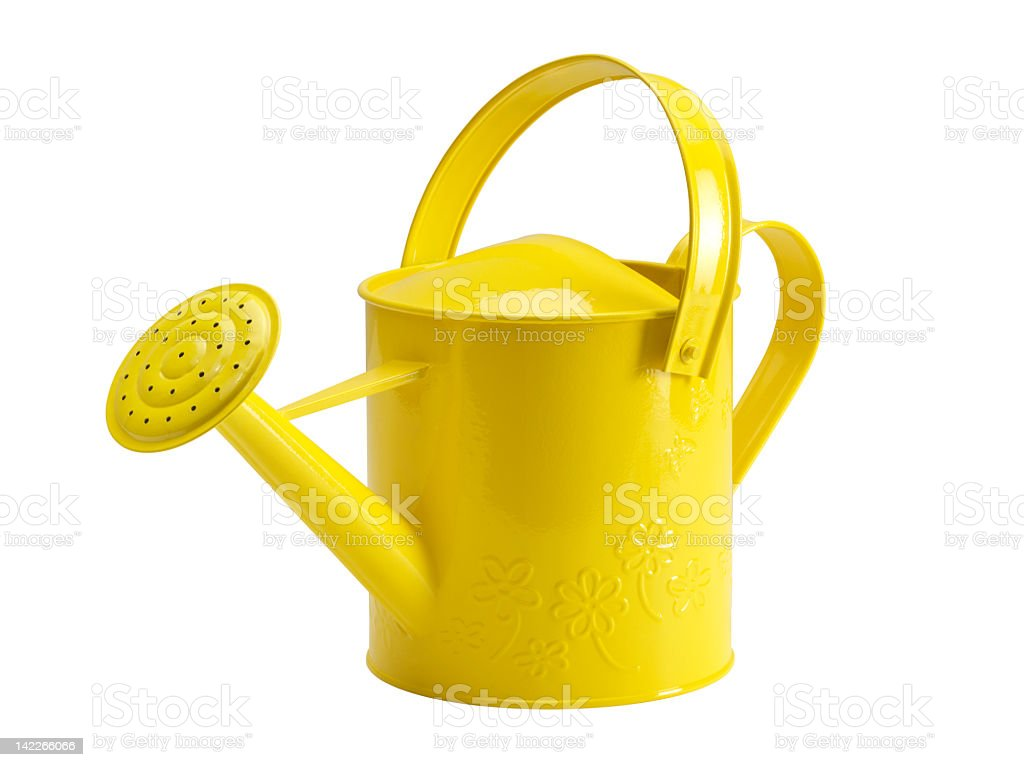 Watering Can (Click for more) stock photo