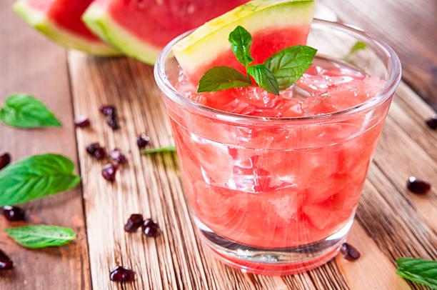 Arbuz napój – zdjęcie