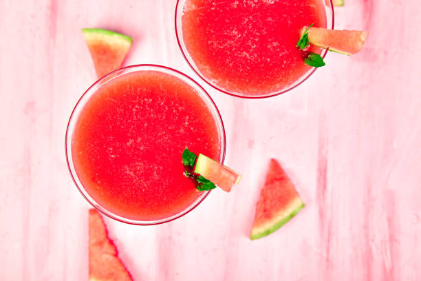Wassermelone Margarita cocktail – Foto