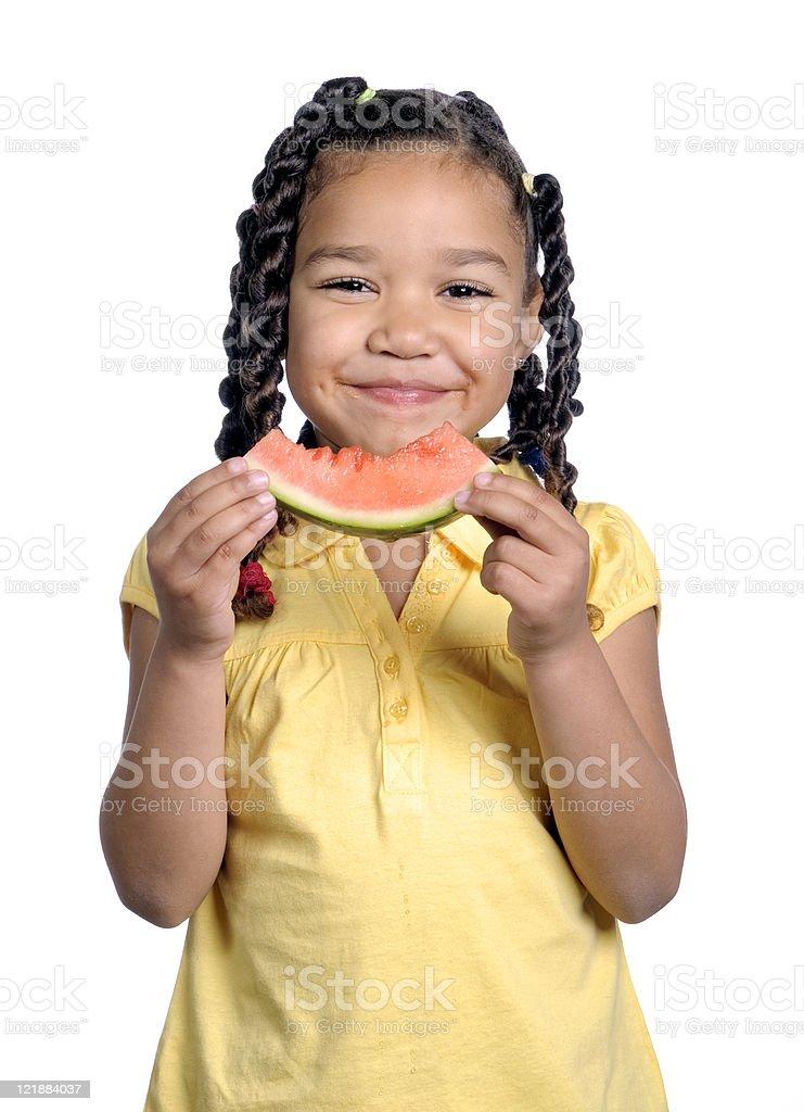 Watermelon royalty-free stock photo