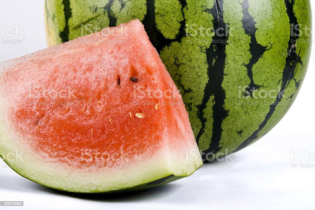 Wassermelone Lizenzfreies stock-foto