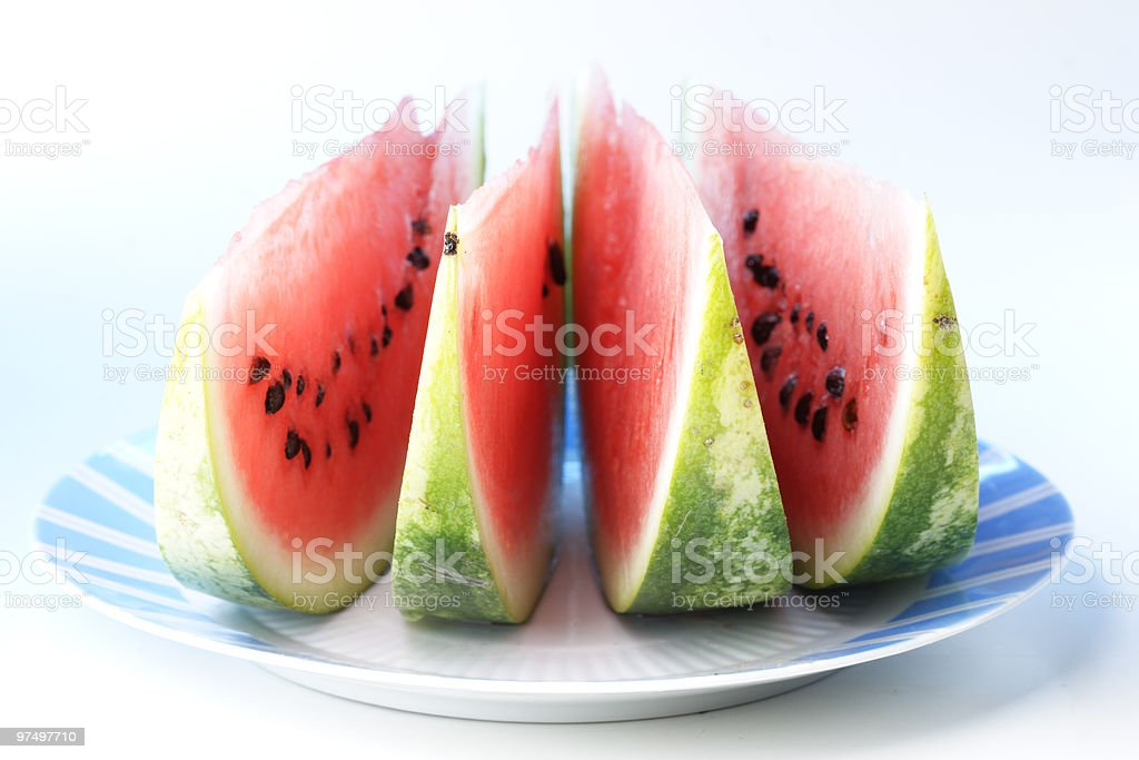 watermelon royalty-free stock photo
