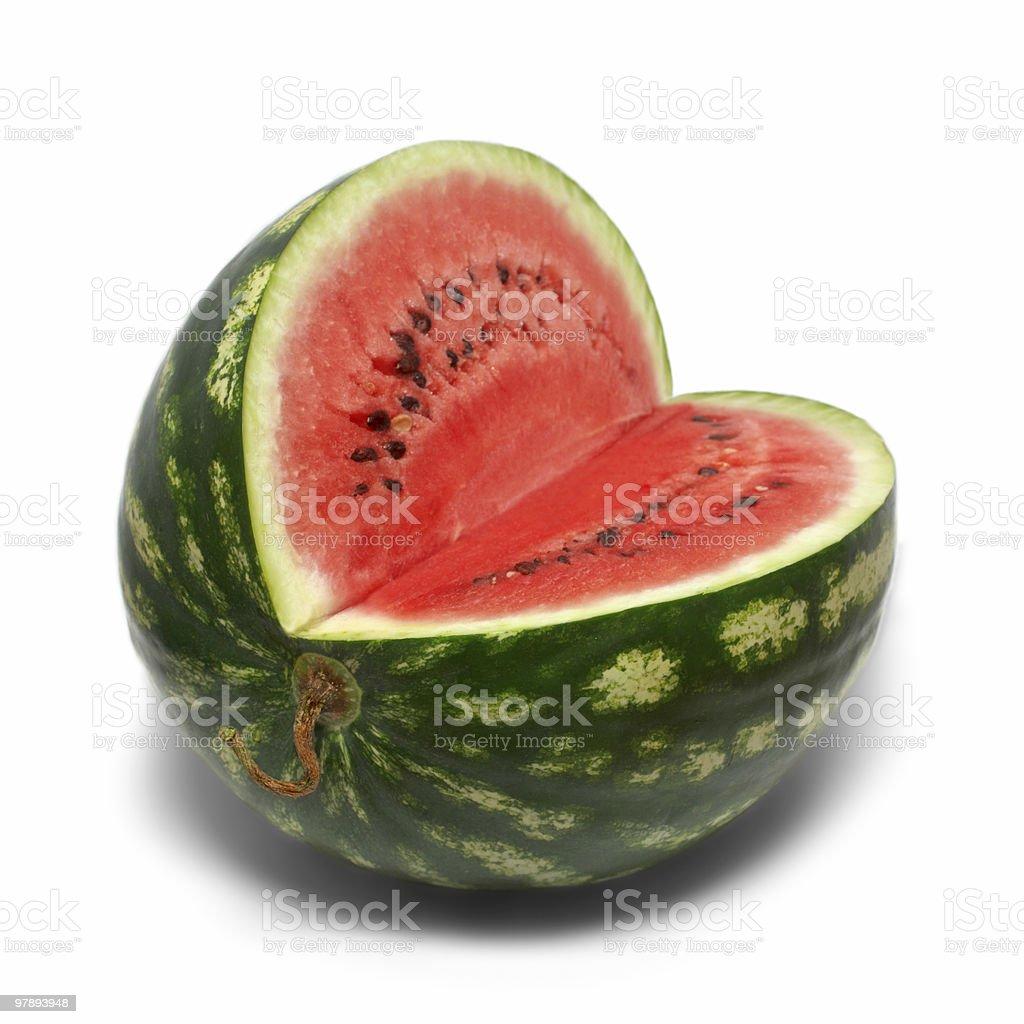 water-melon royalty-free stock photo