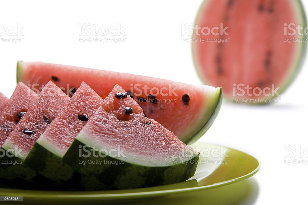 Watermelon. royalty-free stock photo