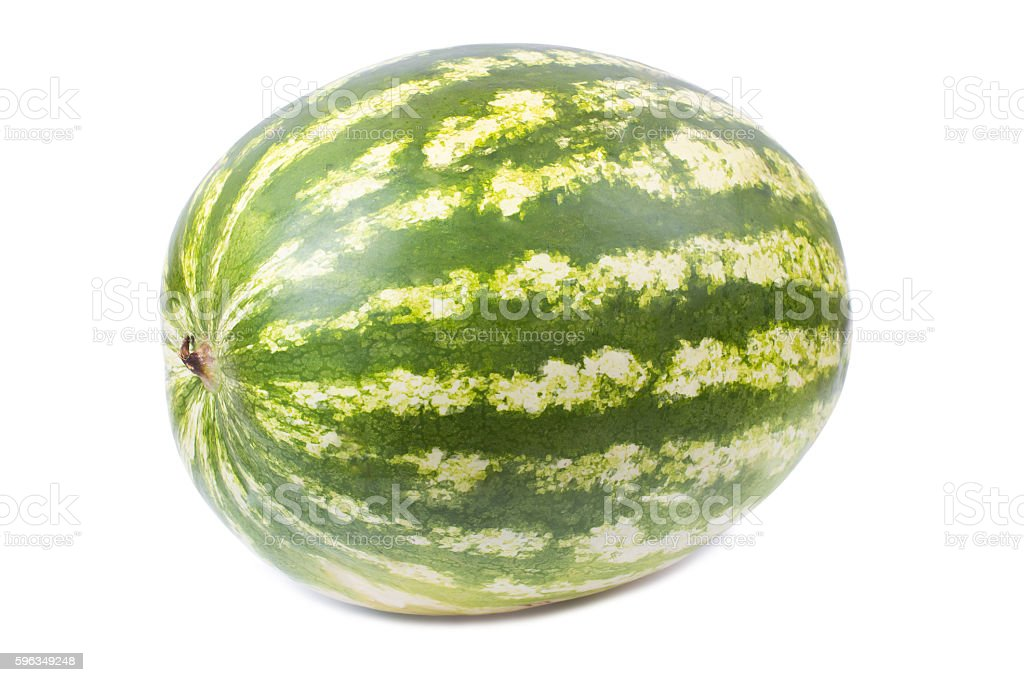 Water-melon ripe royalty-free stock photo