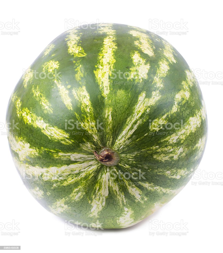 Water-melon ripe royalty-free stock photo