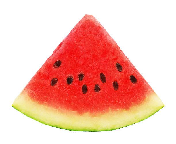 Fatia de melancia - foto de acervo