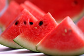 Watermelon, sweet and cool fruit of summer