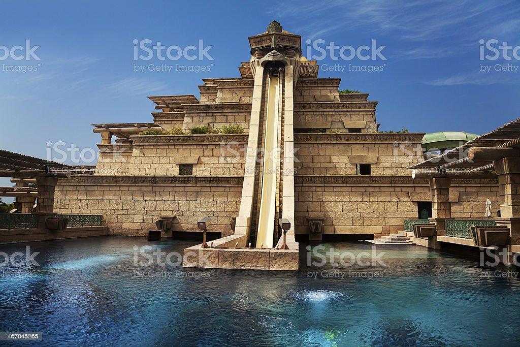 Waterpark Atlantis the Palm hotel, Dubaj, Zjednoczone Emiraty Arabskie – zdjęcie