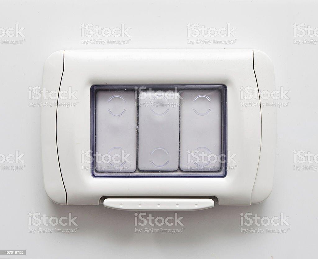Wasserdichte Lichtschalter Stockfoto und mehr Bilder von ...