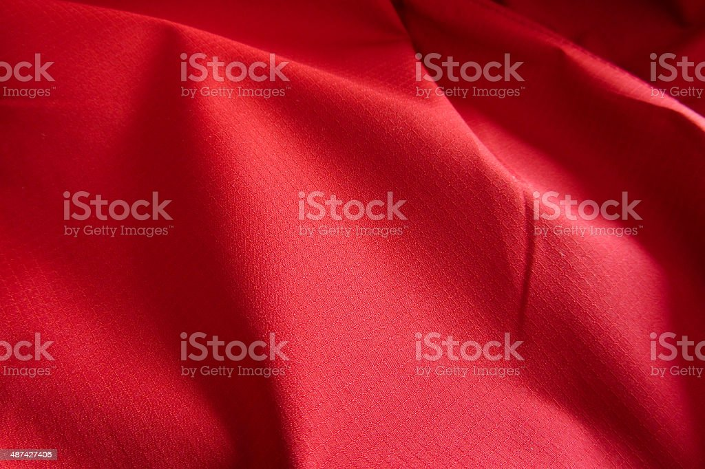 waterproof technology for mountain clothes stock photo