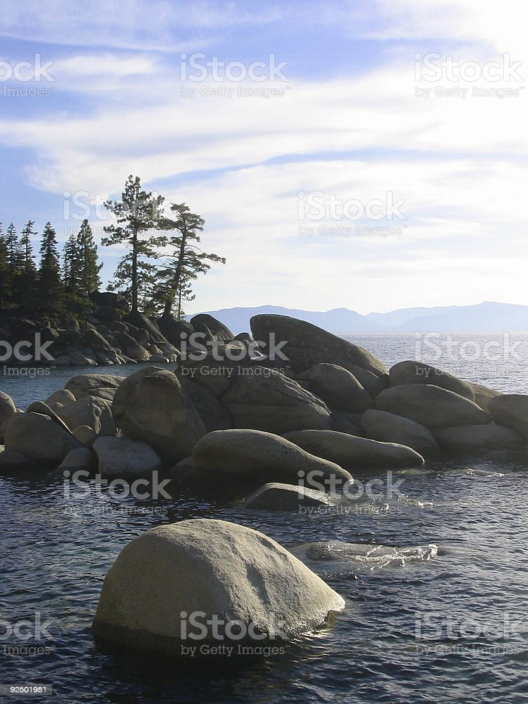 waterscape royalty-free stock photo