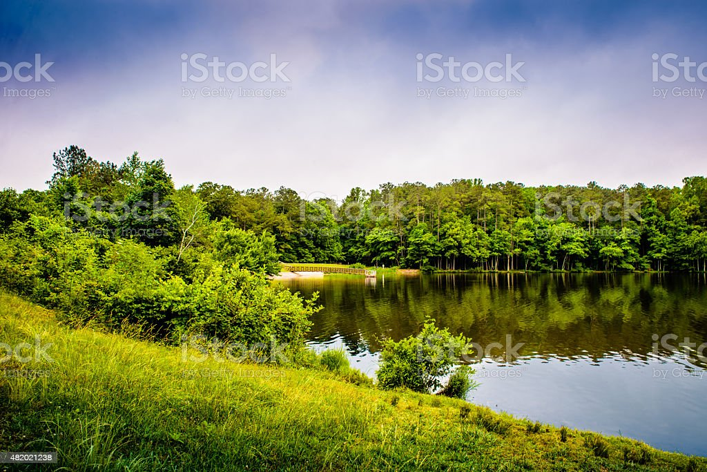 Watershed stock photo