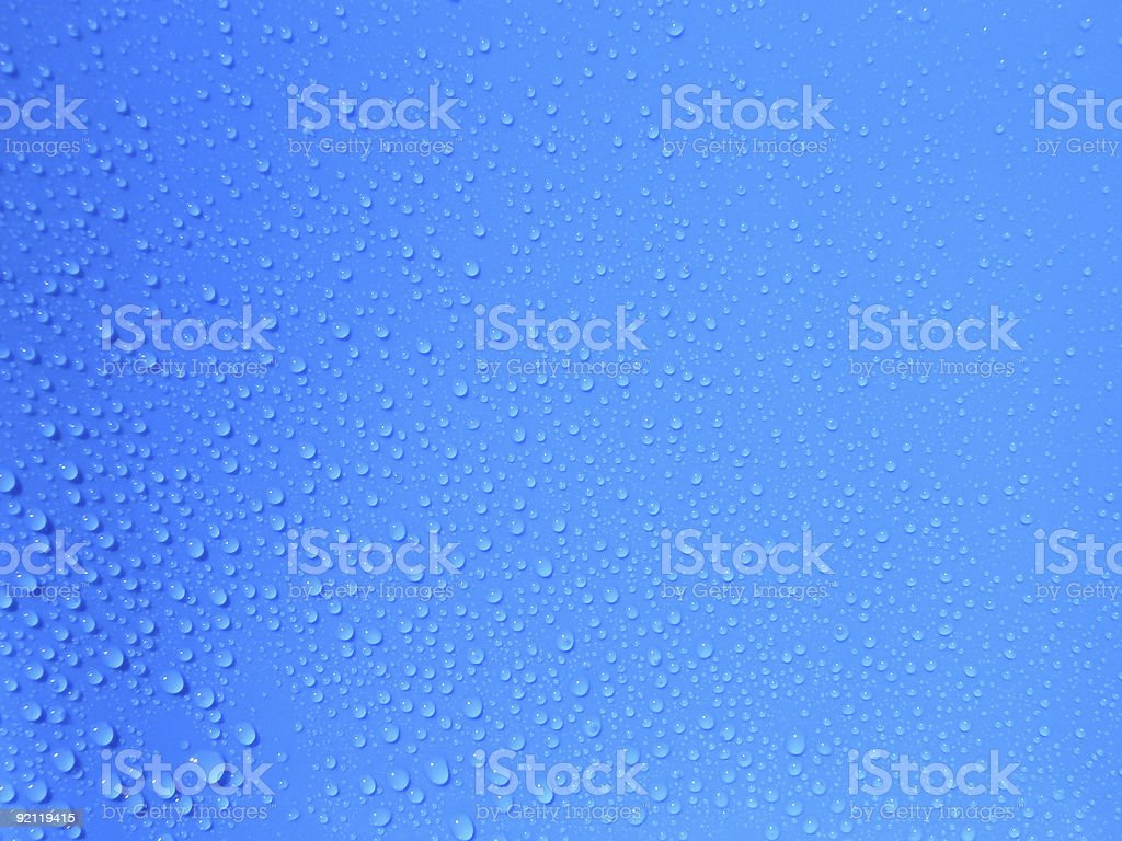Waterspray drops royalty-free stock photo