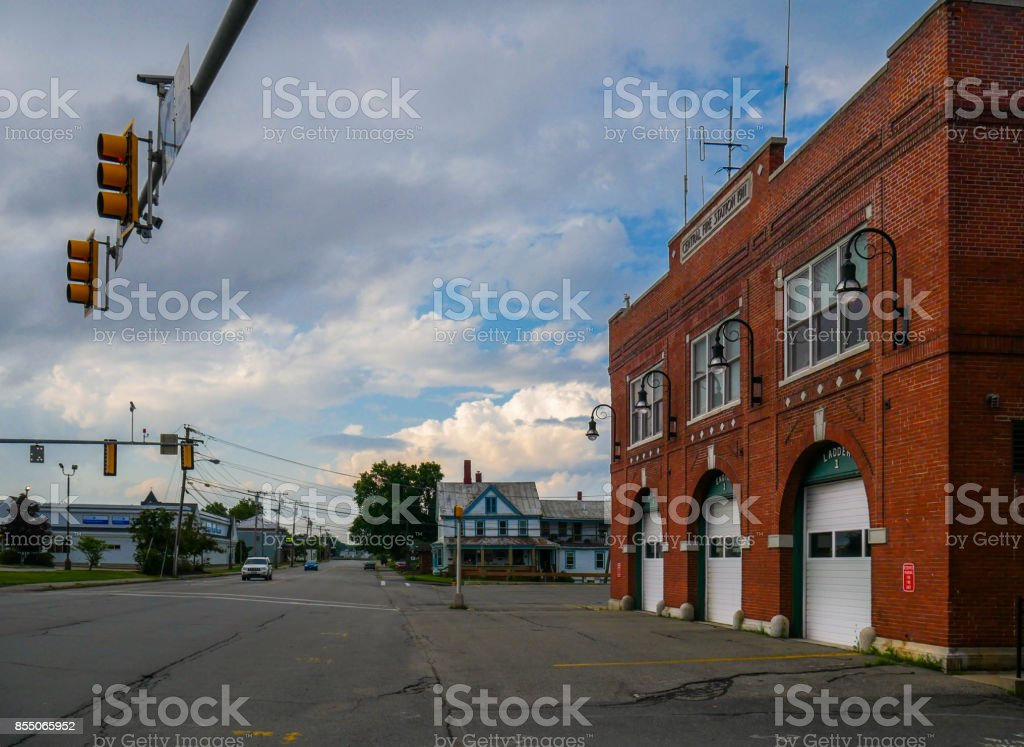 Waterville Maine Stock Photo Download Image Now Istock