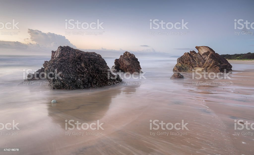 Watonga Rocks stock photo