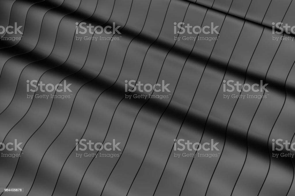 Faixa de onda abstrato - Foto de stock de Abstrato royalty-free