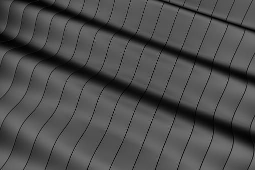 Foto de Faixa De Onda Abstrato e mais fotos de stock de Abstrato