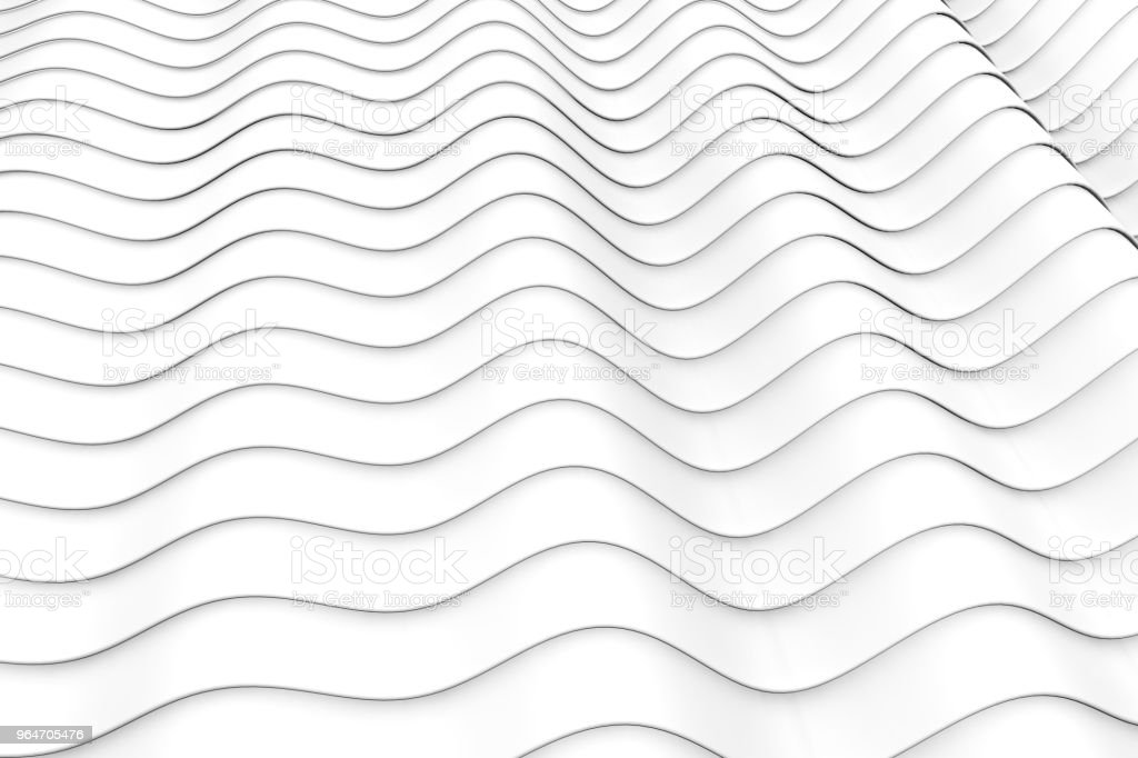 Wave band abstract background royalty-free stock photo