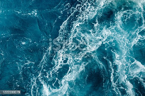 istock Wave formation of the adriatic Sea 1222233279