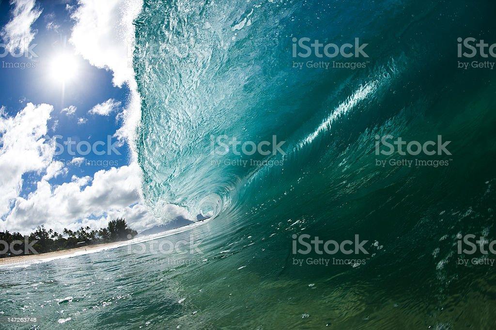 Wave der Perfektion – Foto