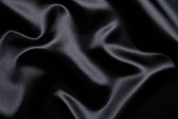 Best Black Silk Background Stock Photos, Pictures ...
