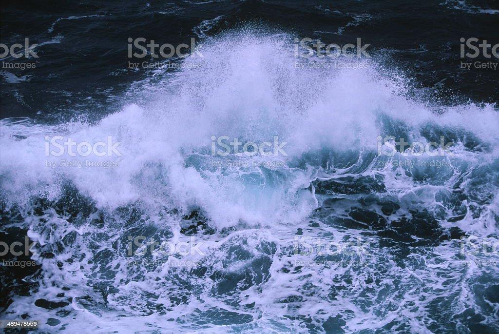 波 ロイヤリティフリーストックフォト