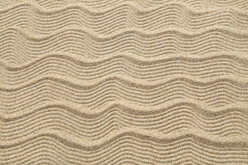 1026735510 istock photo Wave sand pattern 1047307042