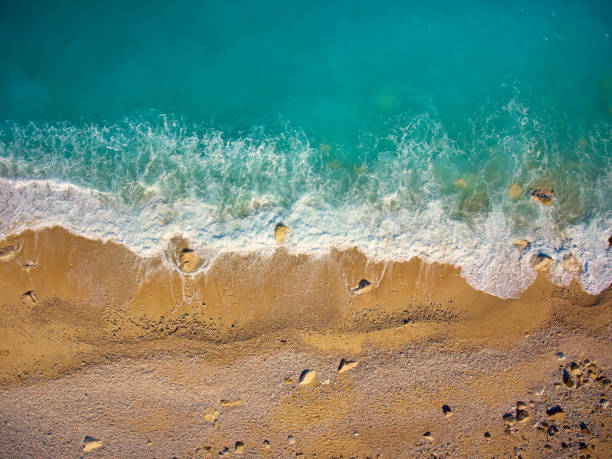 Welle splash – Foto