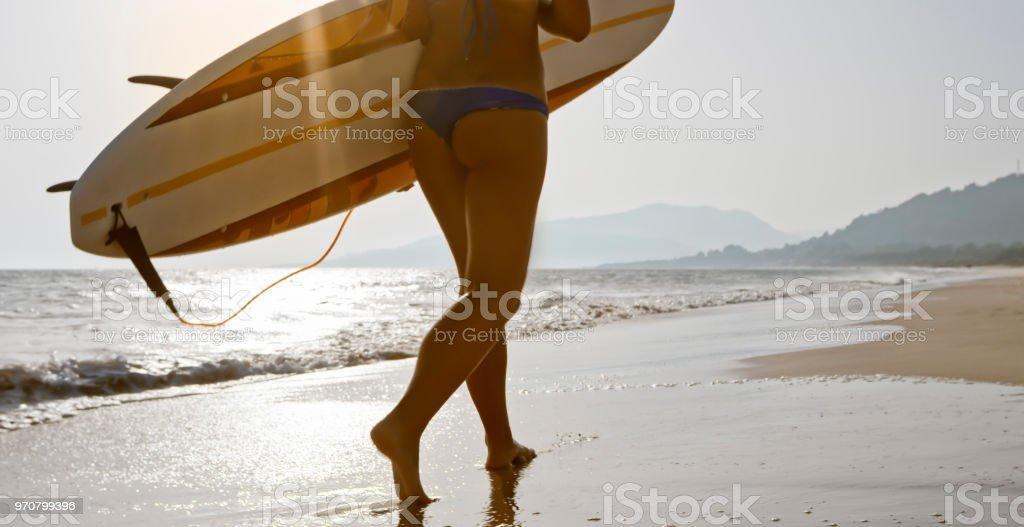 Wave Surfen – Foto