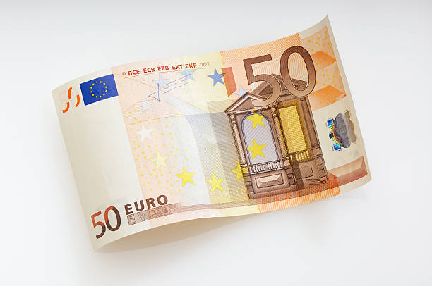 Galapagos Fünfzig Euro-Schein – Foto