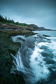Atlantic Ocean, Sea, Summer, Water, Acadia National Park