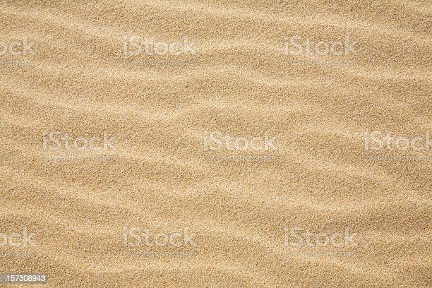 Photo of waves of sand