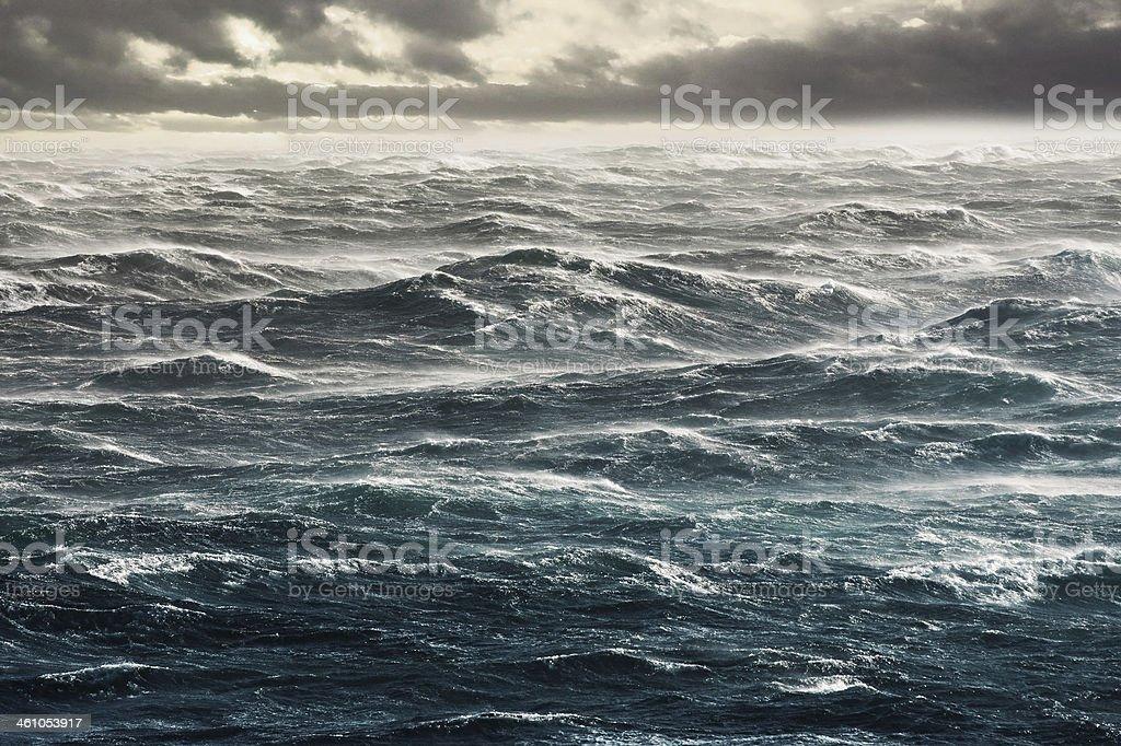 Waves - 免版稅動作圖庫照片