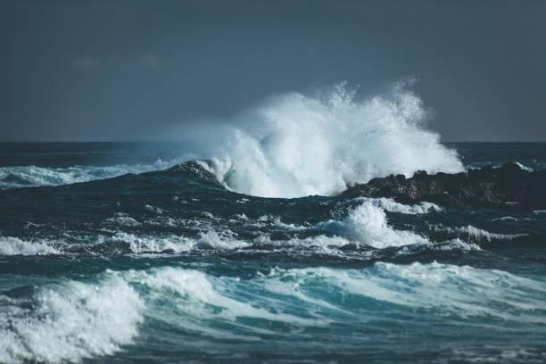 vågor som stänk indiska oceanen - vattenlandskap bildbanksfoton och bilder