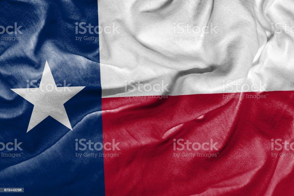 Bandera de Texas, Estados Unidos - foto de stock